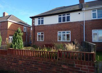 Thumbnail 4 bedroom semi-detached house for sale in Viola Crescent, Sacriston, Durham