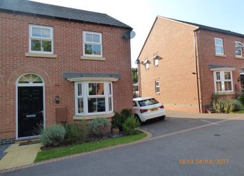 Thumbnail 3 bed semi-detached house to rent in Tilly Mews, Measham, Swadlincote