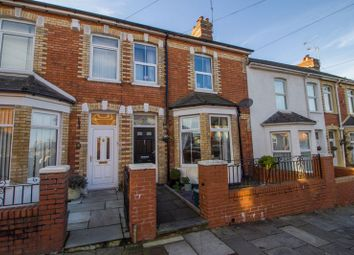 Thumbnail 4 bed terraced house for sale in Ivy Street, Penarth