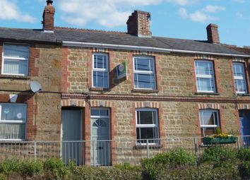 Thumbnail 2 bed terraced house for sale in High Street, Ilminster