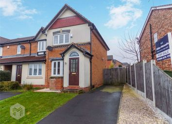Thumbnail 2 bed end terrace house for sale in Lowerbrook Close, Horwich, Bolton, Lancashire