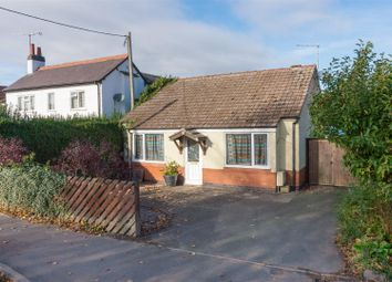 Thumbnail 2 bed bungalow for sale in Barton Road, Barlestone, Nuneaton