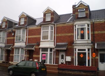 Thumbnail 6 bed terraced house for sale in St Helens Road, Brynmill, Swansea