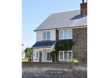Thumbnail 3 bedroom semi-detached house to rent in Clos Y Fferm, Aberporth, Cardigan