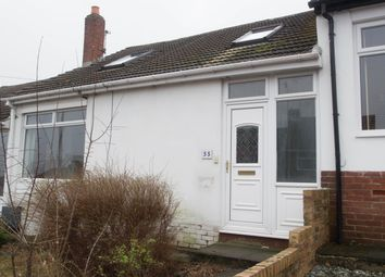 Thumbnail 3 bed terraced house to rent in Backstone Road, Bridgehill, Consett