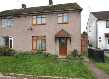 Thumbnail 3 bed semi-detached house for sale in St Ives Road, Wyken, Coventry