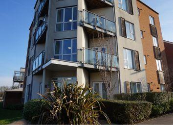 Thumbnail 2 bed flat to rent in John Hunt Drive, Basingstoke