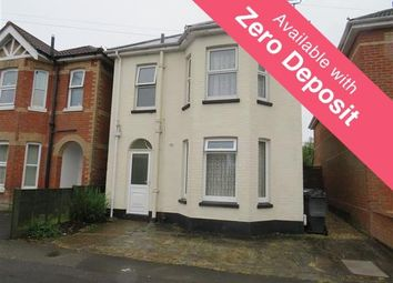 Thumbnail 1 bed flat to rent in Parker Road, Winton, Bournemouth