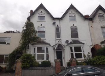 Thumbnail 3 bedroom flat for sale in 62 Stanmore Road, Birmingham