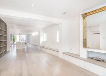 Thumbnail 4 bed end terrace house to rent in Britannia Road, Fulham, London