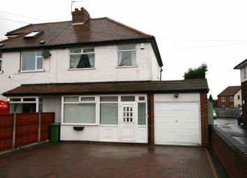 Thumbnail 3 bed semi-detached house to rent in Bridle Lane, Streetly, Sutton Coldfield