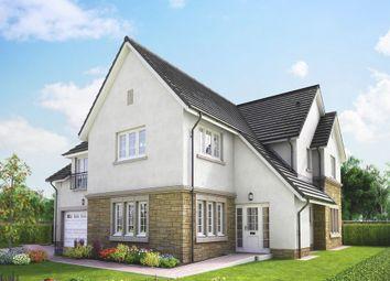 Thumbnail 5 bed detached house for sale in Off Eskbank Road Broomieknowe, Bonnyrigg, Midlothian