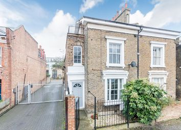 Thumbnail 4 bedroom end terrace house for sale in Kenbury Street, London
