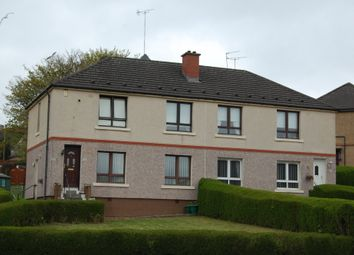 Thumbnail 2 bed flat for sale in Paisley Road West, Cardonald