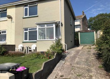 Thumbnail 3 bed semi-detached house to rent in Winchester Avenue, Torquay