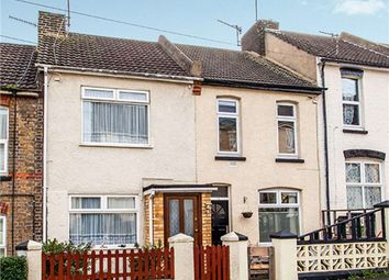Thumbnail 3 bed property to rent in Gordon Road, Chatham, Kent
