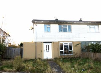 Thumbnail 3 bed semi-detached house for sale in Thames Road, Dartford, Kent