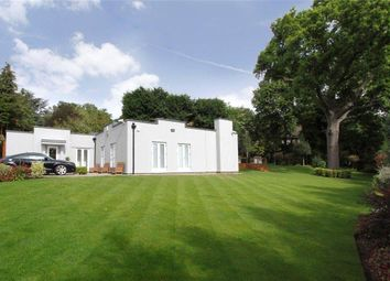 Thumbnail 3 bedroom detached bungalow to rent in Coombe Park, Kingston