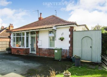 Thumbnail 2 bedroom detached bungalow for sale in Willingham Road, Knaith Park, Gainsborough