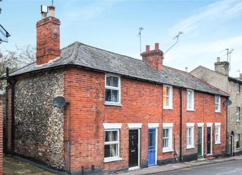 Thumbnail 1 bed end terrace house for sale in Debden Road, Saffron Walden, Essex