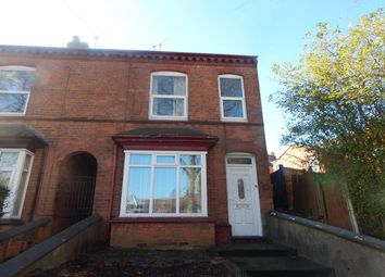 Thumbnail 3 bed terraced house for sale in Church Road, Northfield, Birmingham