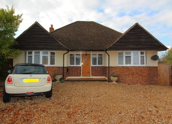 Thumbnail 3 bed bungalow to rent in Rushington Avenue, Maidenhead