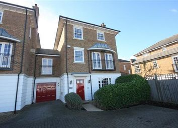 Thumbnail 5 bed town house to rent in Greensleeves Way, Kings Hill