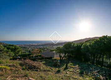 Thumbnail Land for sale in Spain, Barcelona North Coast (Maresme), Cabrils, Mrs16012