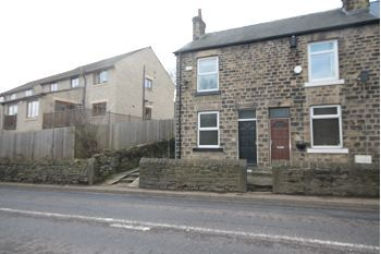 Thumbnail 2 bed terraced house to rent in Main Road, Wharncliffe Side, Sheffield