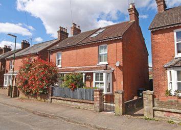 Barrington Road, Horsham RH13. 3 bed semi-detached house for sale