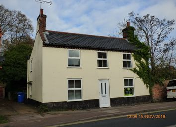 Thumbnail 3 bed detached house to rent in Ingate, Beccles