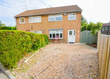 Thumbnail 3 bed semi-detached house for sale in Westland Close, Westfield, Sheffield