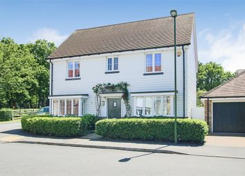 Thumbnail 5 bed detached house for sale in 1 Newick Way, East Grinstead, West Sussex