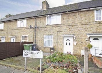 Thumbnail 3 bedroom terraced house for sale in Downderry Road, Bromley
