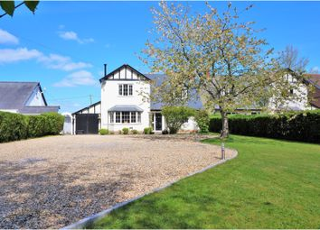 Thumbnail 3 bed detached house for sale in Quemerford, Calne