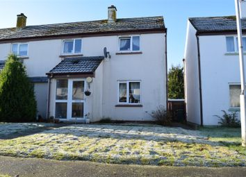 Thumbnail 2 bed semi-detached house for sale in South Road, Kinloss, Forres