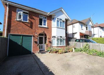 Thumbnail 5 bed detached house for sale in Peartree Avenue, Southampton