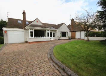 Thumbnail 4 bedroom detached bungalow for sale in Pendwyallt Road, Whitchurch, Cardiff