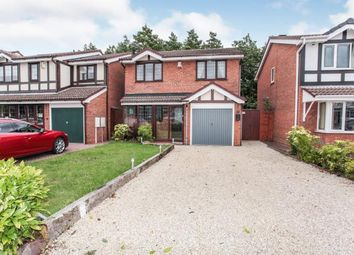 Thumbnail 3 bed detached house for sale in Ottery, Hockley, Tamworth, Staffordshire