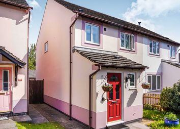 Thumbnail 3 bed semi-detached house for sale in Waterside, Abergavenny