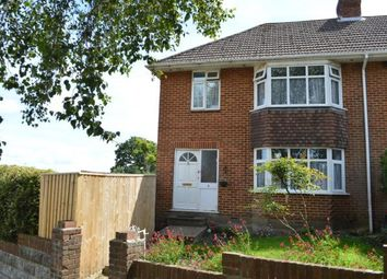 Thumbnail 3 bed semi-detached house for sale in Moordown, Bournemouth, Dorset