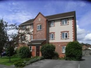 Thumbnail 2 bedroom flat for sale in Larkfield Park, Chepstow