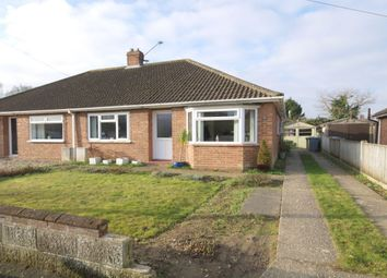 Thumbnail 3 bed bungalow for sale in Prior Road, Thorpe St Andrew, Norwich