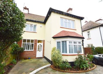Thumbnail 4 bed semi-detached house for sale in Fermoy Road, Thorpe Bay, Essex