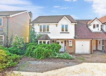 Thumbnail 4 bed link-detached house for sale in Palesgate Lane, Crowborough, East Sussex