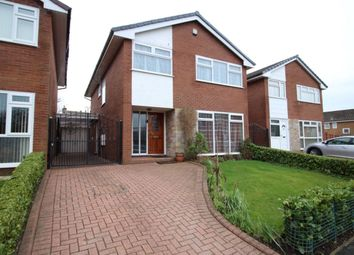Thumbnail 4 bed detached house for sale in Dairyground Road, Bramhall, Stockport