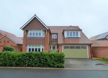 Thumbnail 5 bed detached house for sale in Mylne Close, Hardwicke, Gloucester