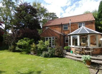 Thumbnail 4 bed detached house for sale in Church Street, Elsham, Brigg