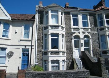 Thumbnail 1 bed flat for sale in Staple Hill Road, Bristol, Somerset