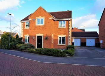 Thumbnail 4 bedroom detached house for sale in Butlerwood Close, Nottingham
